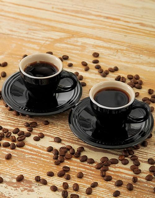 birthday: Espresso Yourself Le Creuset Gift!