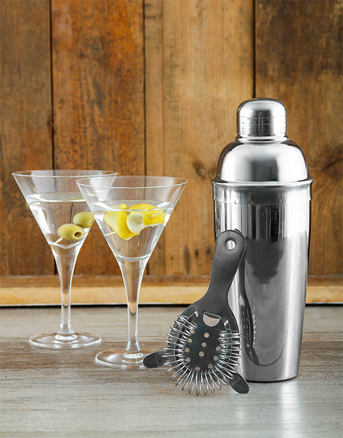fine-alcohol: The Essential Cocktail Bar Kit!