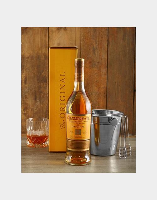 fine-alcohol: Glenmorangie Whisky and Ice Bucket Gift!