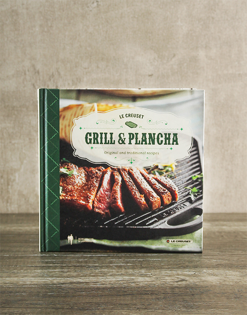 fathers-day: Le Creuset Grill & Plancha Recipe Book!