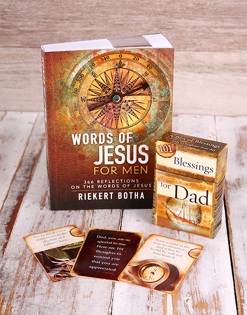 faith: Blessings for Dad Gift Set!
