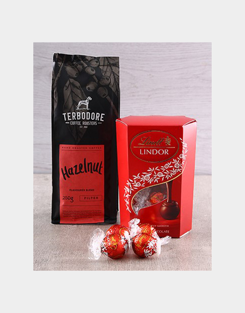 mothers-day: Terbodore Coffee and Lindt Delight!