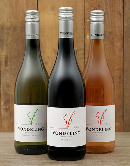 fine-alcohol: Vondeling Wine Trio!