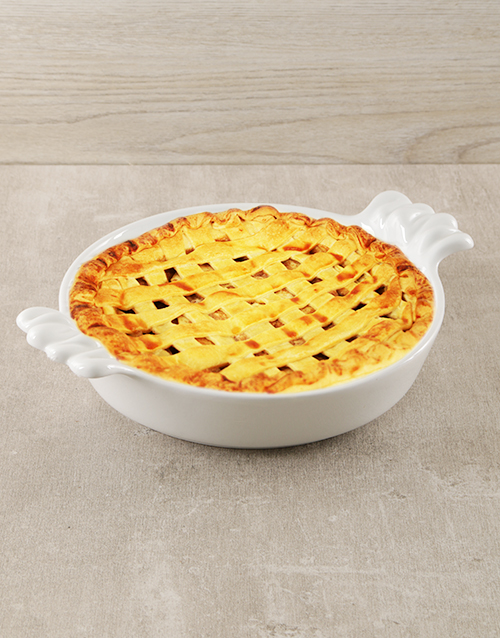 house-warming: Carrol Boyes Ceramic Pie Dish!