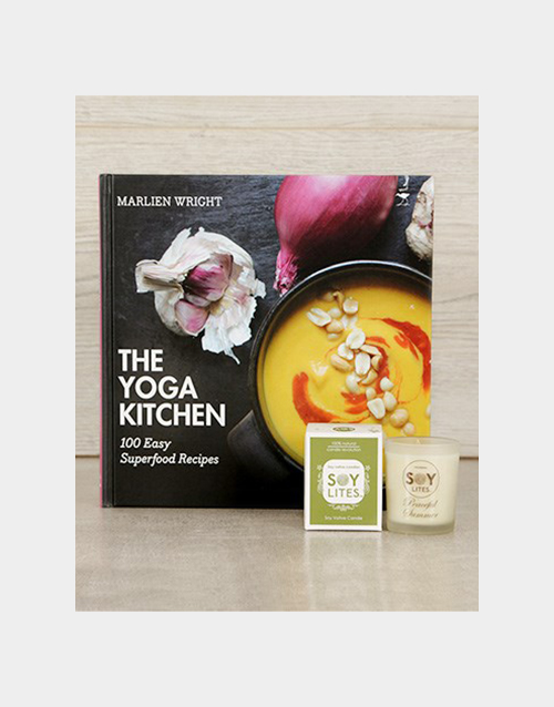 homeware: The Yoga Kitchen Hamper!