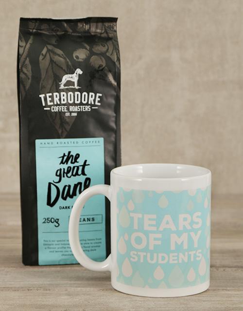 teachers-day: Tears of my Students Mug!