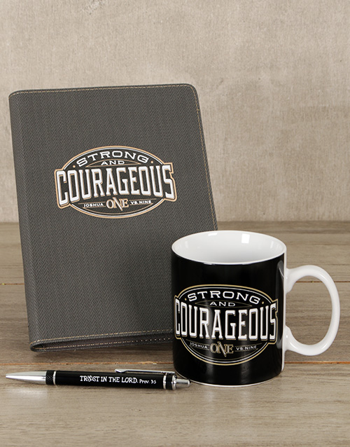 faith: Courageous Hamper!