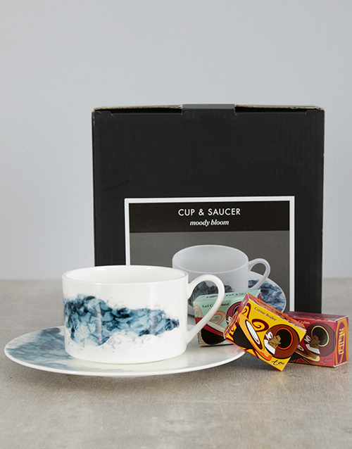 mothers-day: Carrol Boyes Moody Bloom Mug and Toni Tea!
