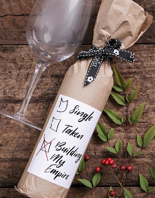 fine-alcohol: Empire Wine in Craft Paper!