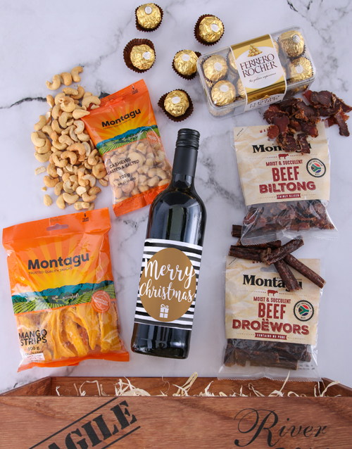 gourmet: Christmas Treats Gourmet Hamper!