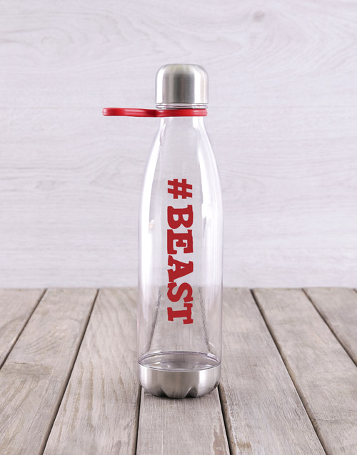 activewear: Beast Water Bottle!