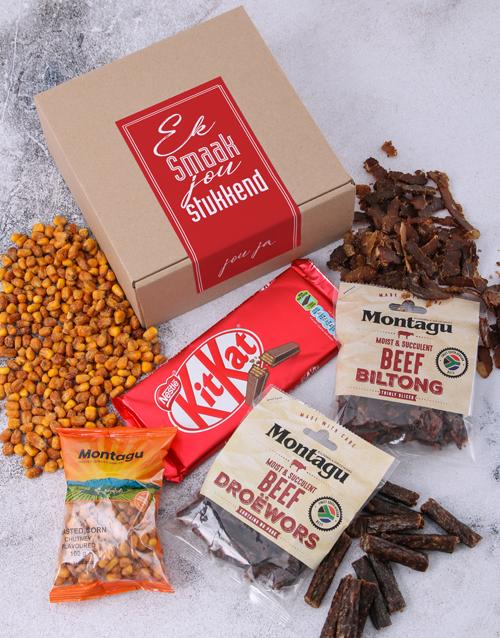anniversary: Stukkend Biltong Box!