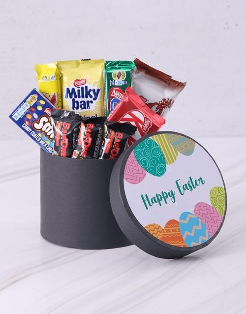 easter: Easter Egg Hunt Hat Box!