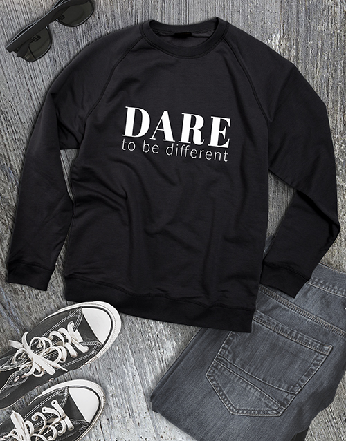 clothing: Be Different Ladies Sweater!