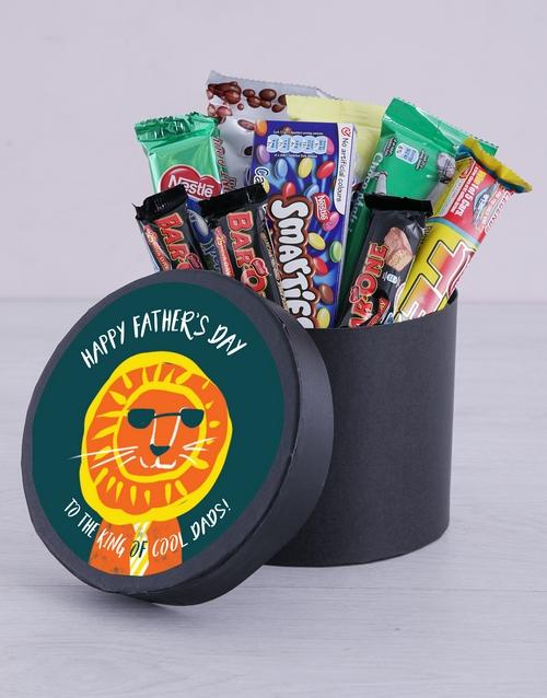chocolate: King Of Cool Chocolate Hat Box!