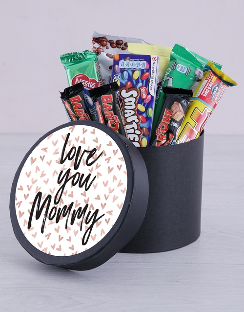 mothers-day: Love You Mommy Chocolate Box!