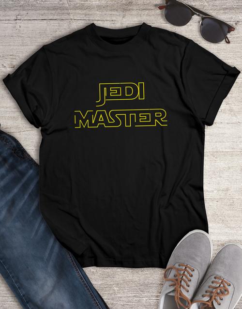 fathers-day: Jedi Master T Shirt!