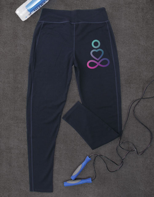 activewear: Yoga Love Leggings!