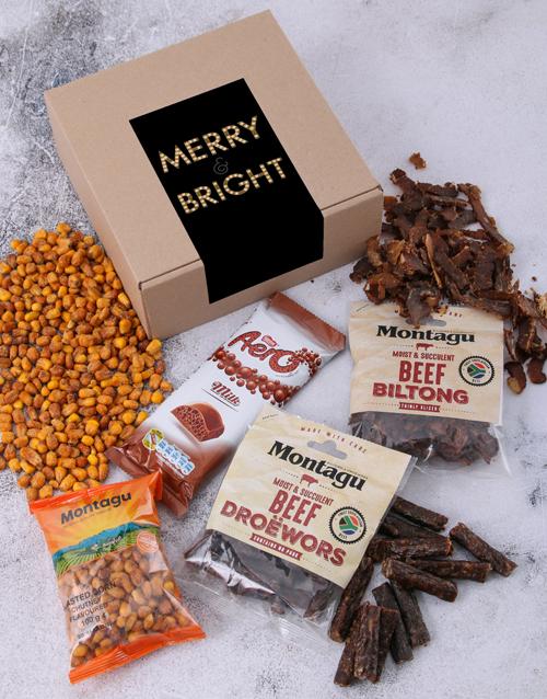 christmas: Merry Christmas Gourmet Combo Box!