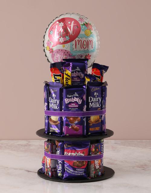 chocolate: Best Mom Cadbury Chocolate Cake!