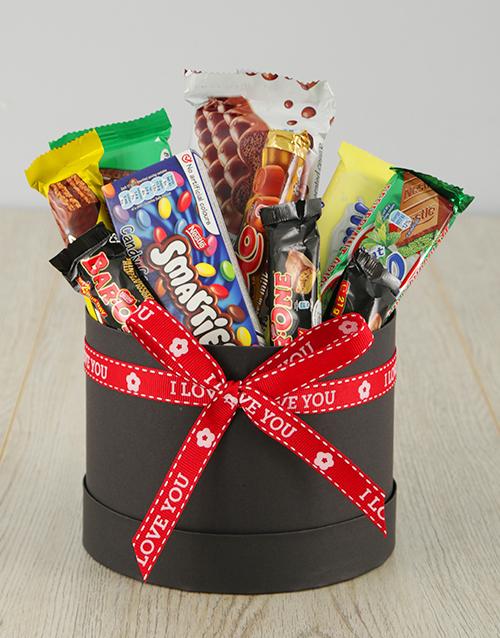 chocolate: Love and Hearts Nestle Hamper!