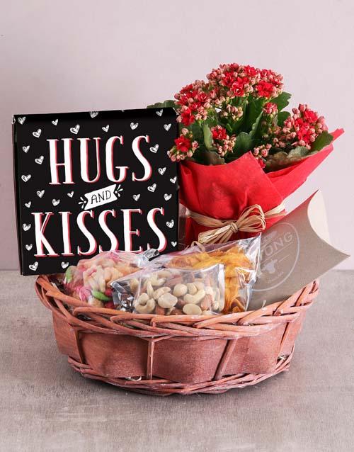 valentines-day: Skip The Romance Treat Basket!