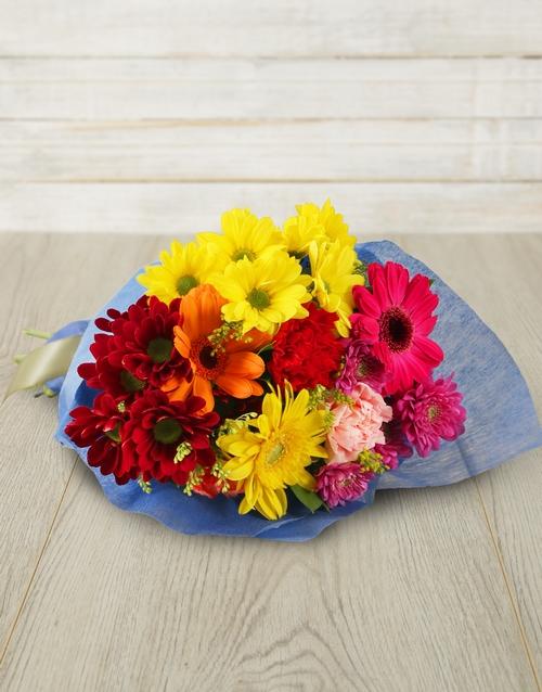 flowers: Mixed Magic Bouquet!