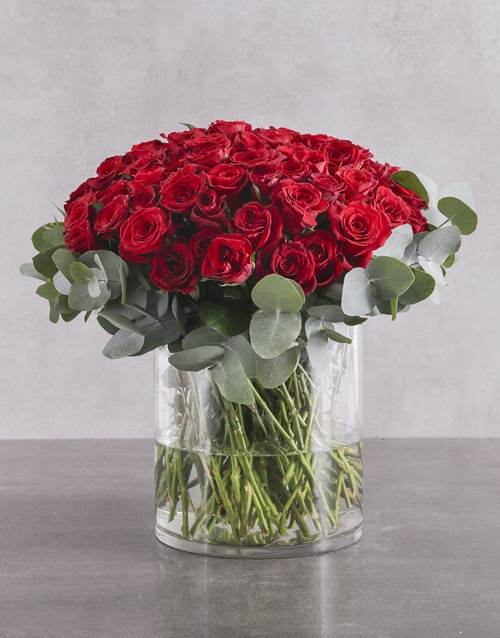 roses: Red Rose Extravaganza!