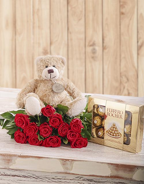 roses: Romantic Rose Combo!