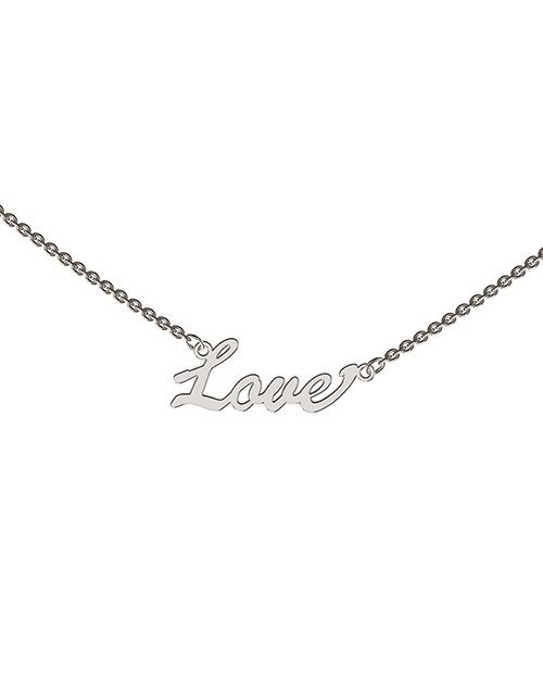 anniversary: Memi Love Necklace!