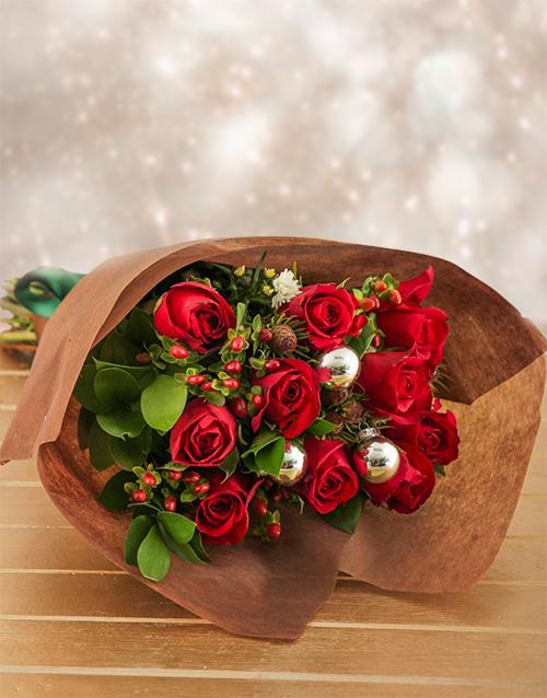 christmas: Christmas Bouquet!