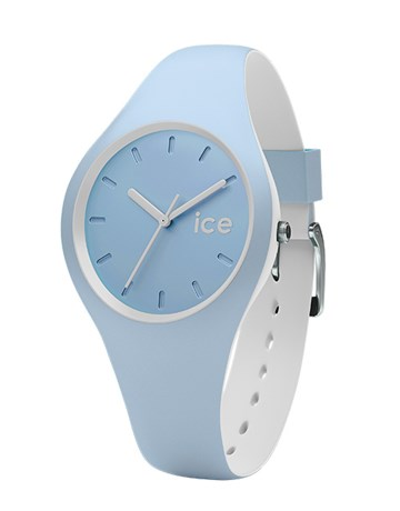Ice Duo White Sage Small Watch
