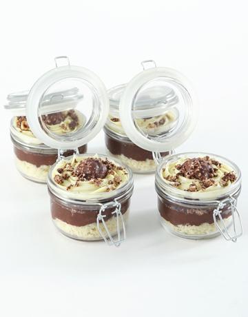 Ferrero Rocher Cupcake Jar Combo